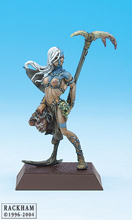Amazon Warband miniatures Drch0210