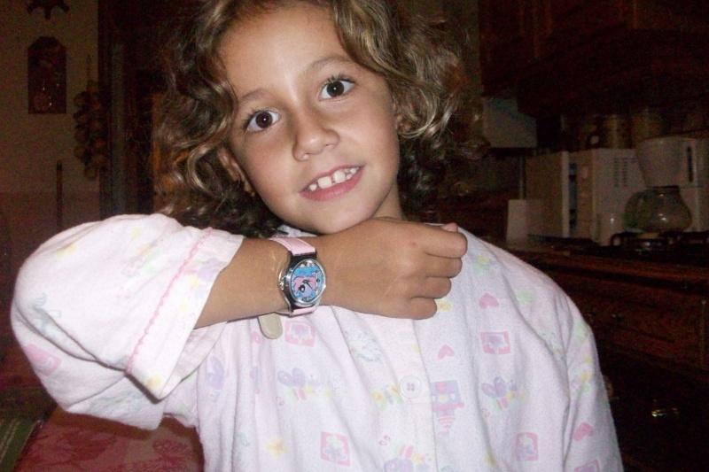 Lorrine et sa montre petshop 3367810