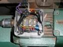 Frein moteur à manque de courant Tour-m10
