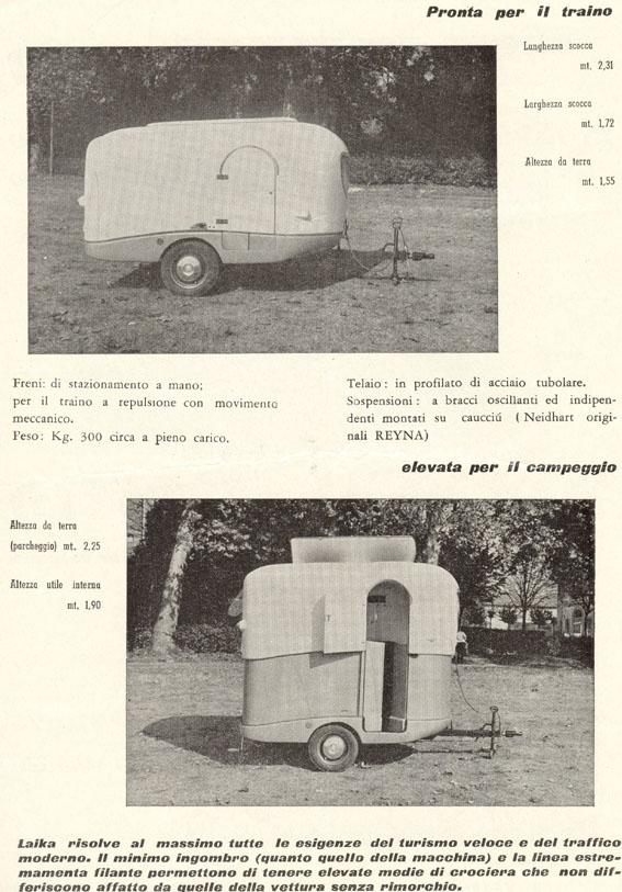 Laïka 500 - 3 couchages dans 4 métres carrés - PTAC 300Kgs Doclai11