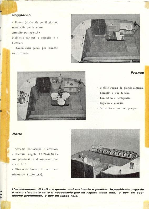 Laïka 500 - 3 couchages dans 4 métres carrés - PTAC 300Kgs Doclai12