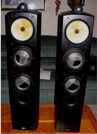 B&W Nautilus 804 speakers (Used) SOLD Bw_80410