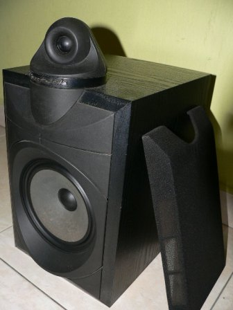 Selling My Bookshelf Speaker Wharfadale Modus One Made In Englang Condition 7 10 Only Normal Wear Tear Grill Include Asking Price RM350