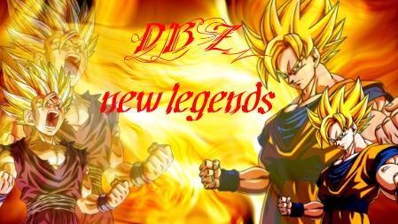 DBZ: the new legends