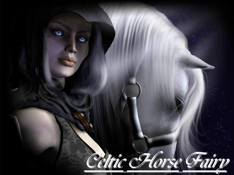 Celtic Horse Fairy