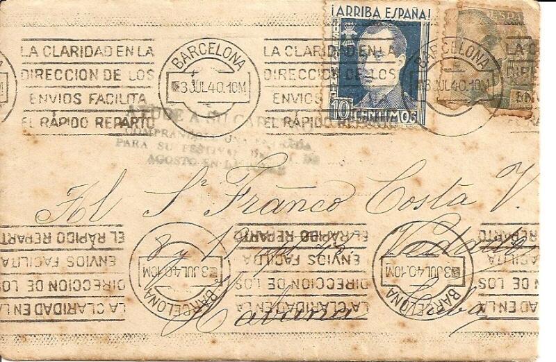 Lettre Franquiste .... Cuba10