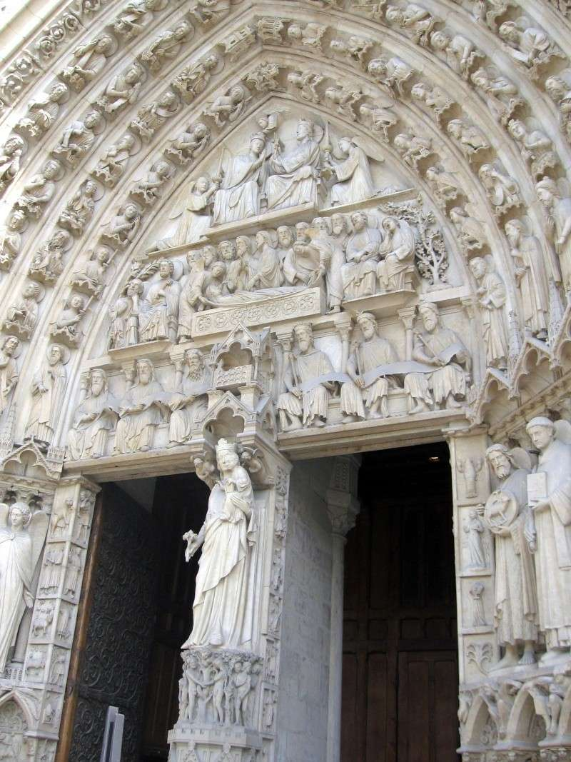 Art gothique de Paris (et des environs) Notre-10