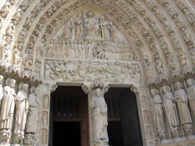 Art gothique de Paris (et des environs) Notre-14