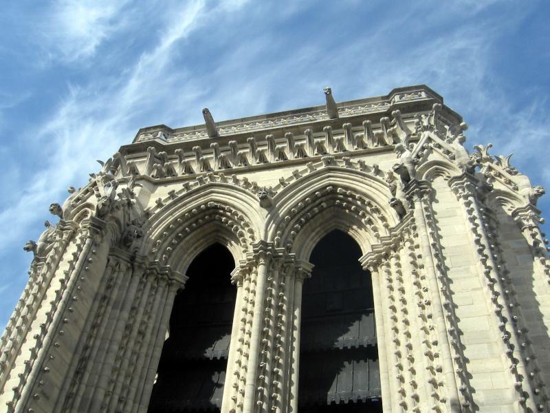 Art gothique de Paris (et des environs) Notre-21