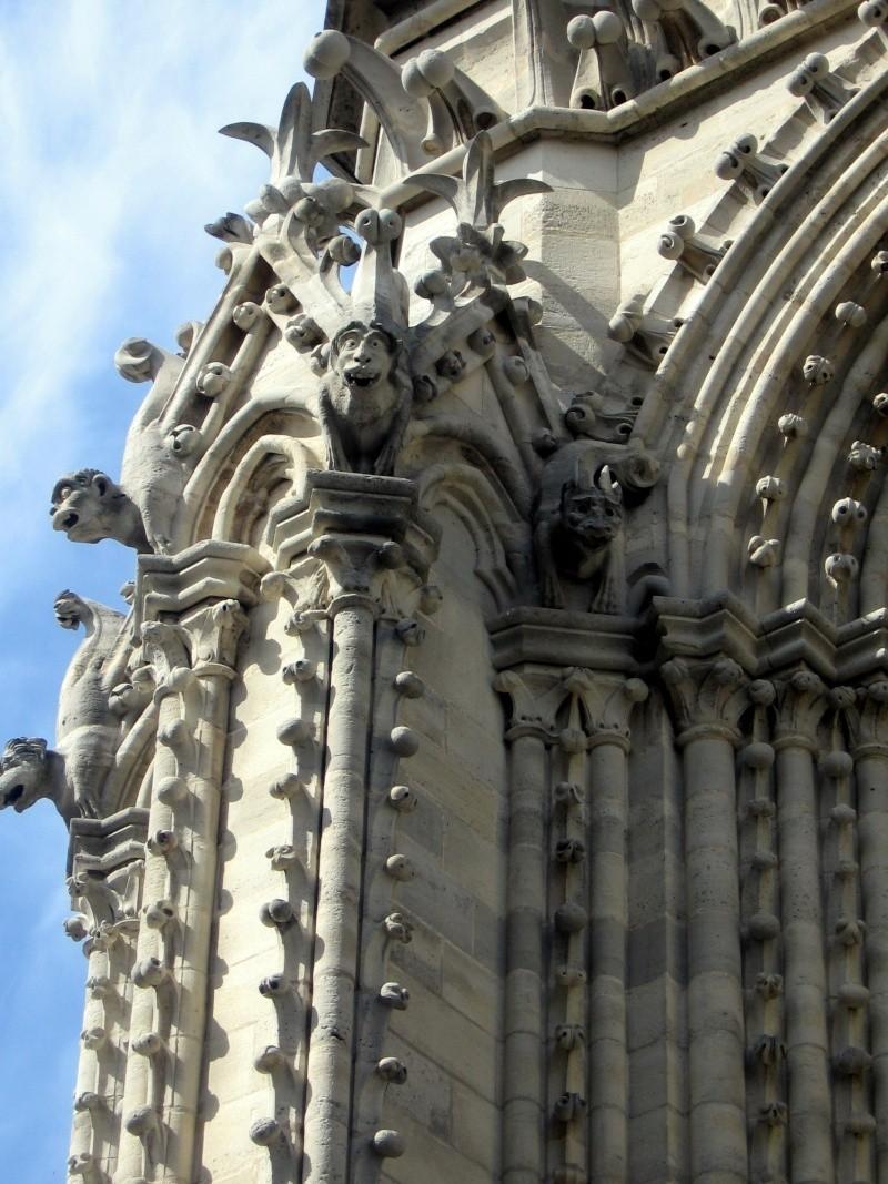 Art gothique de Paris (et des environs) Notre-22