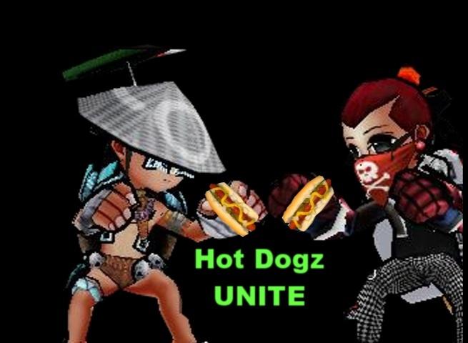 lolz the hot dog crew Image110