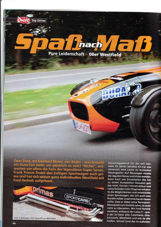 Primas 07 Motorsport in FordScene 3.09 Fordsc10