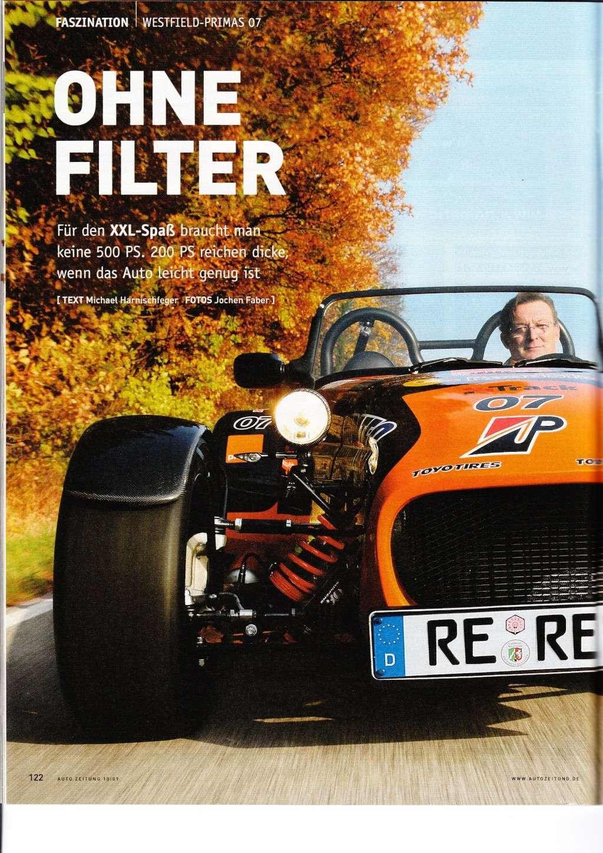 Autozeitung 10 April-09  -  Toller Bericht über Primas Motorsport Primas10