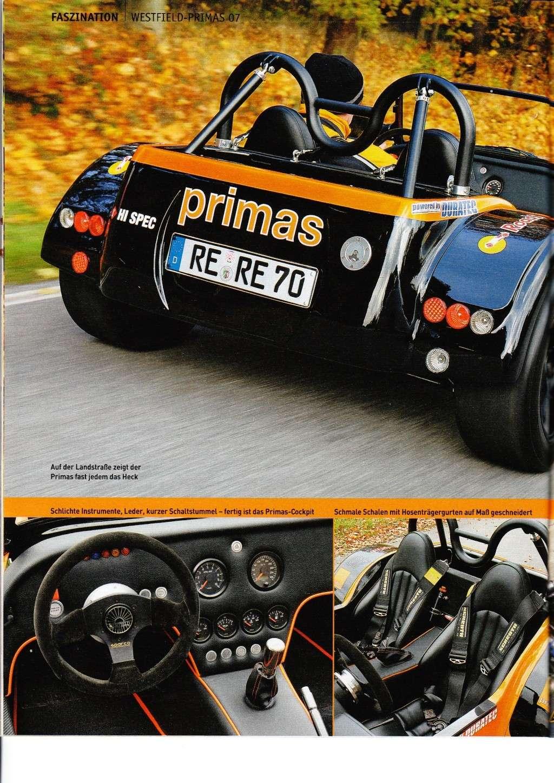 Autozeitung 10 April-09  -  Toller Bericht über Primas Motorsport Primas12