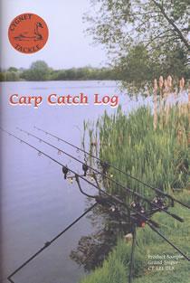 Carp catch Log Book Carp_c10