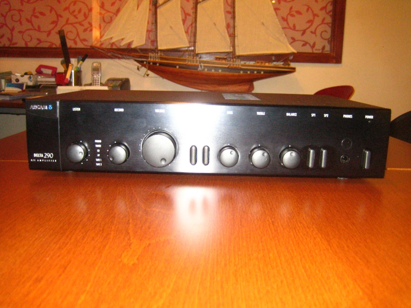 Arcam Delta 290 integrated & power amp (Used) Miniwa10