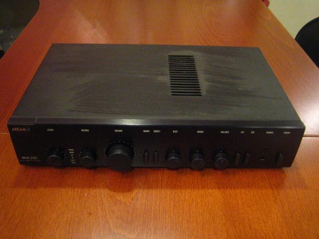 Arcam Delta 290 integrated & power amp (Used) Miniwa11