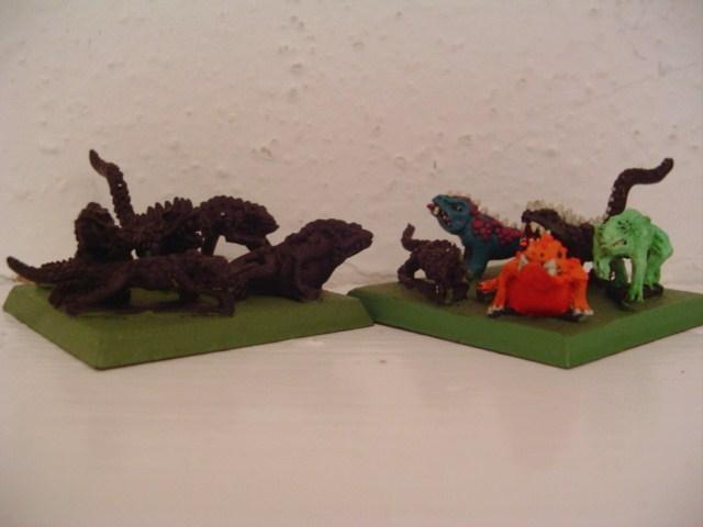 For Sale/Trade: Lizardmen Lizard10