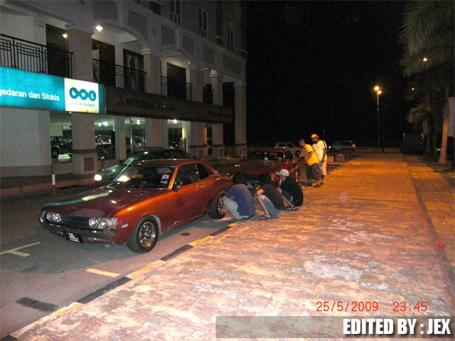 TT with Celica Classic Club Malaysia Pic-0210