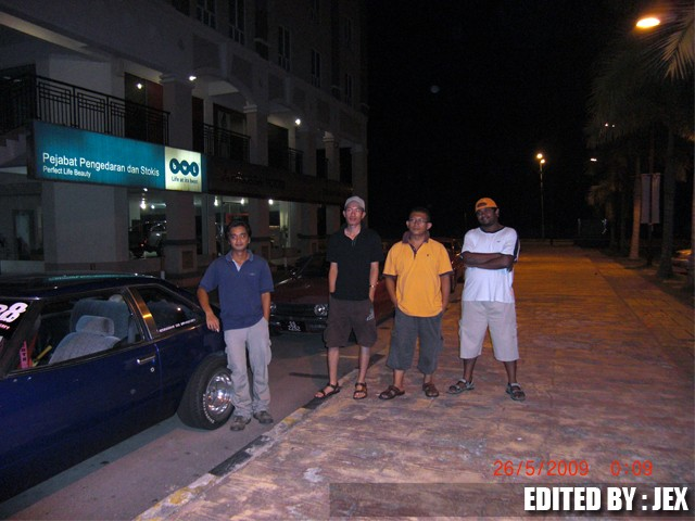 TT with Celica Classic Club Malaysia Pic-0410