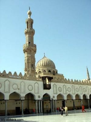 Parmi les plus anciennes mosquées Caire_10