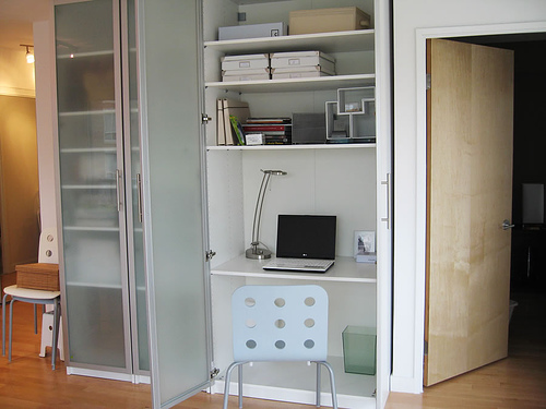 aménagement d'une chambre parents + bébé de 11,6m² 58439310
