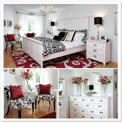 chambre de jeune fille, choix des couleurs, style romantique Home-h10