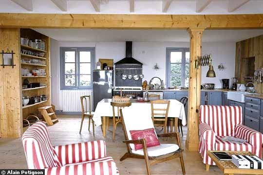 Une jolie maison bretonne Mco210