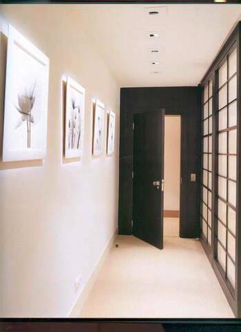 Idée couleur pour mon couloir