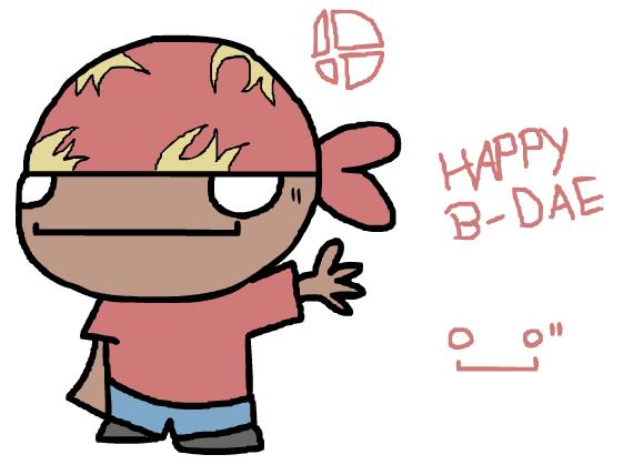 Happy Birthday TaroNuke! Taro10