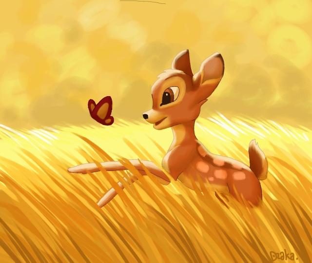 concours (theme: Cinéma) Bambie10