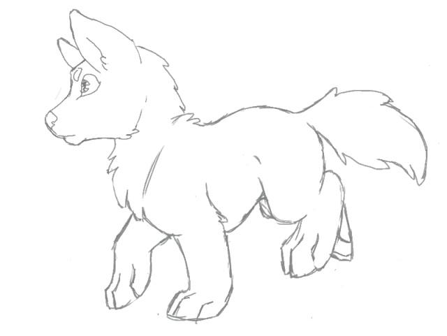 Gif Yuma Loup Bleu Et Vert Bebe