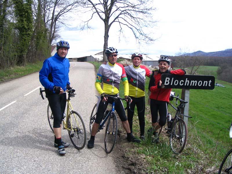 Randonnées de la Commanderie du 24 mai 09 Blochm10