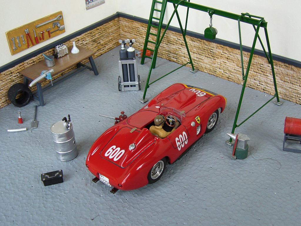 Ferrari 290 mm Fangio Mile Miglia 1956 P1090910