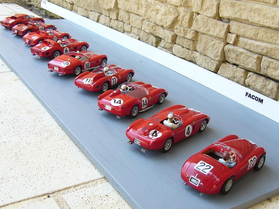 Ferrari FLY 250 LM Slot_141