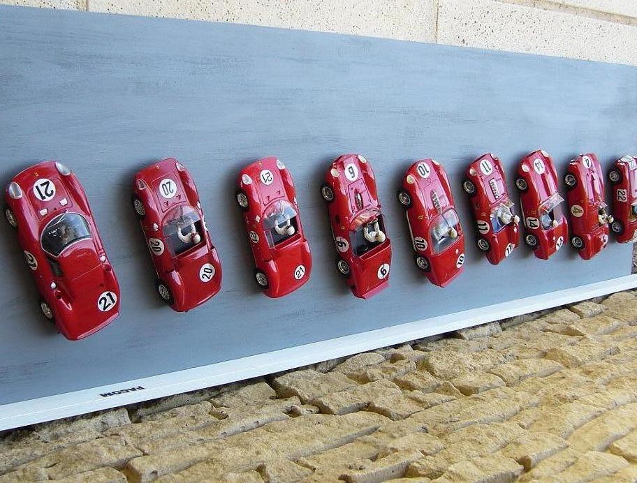 Ferrari FLY 250 LM Slot_142