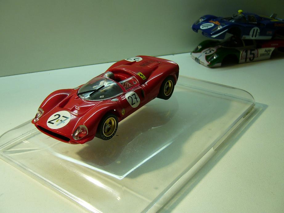 FERRARI 308 GTB RALLYE SCALEXTRIC Slot_312