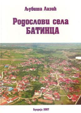 Rodoslovi sela Batinca .. Obavestenje !!!! Rodosl10