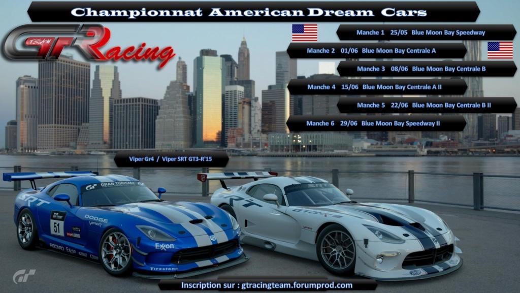 3ème manche championnat American Dream Cars lundi 08 juin 57741814