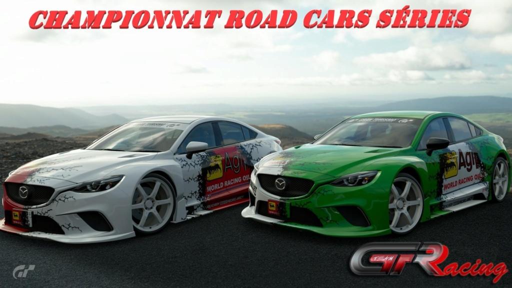 dernière manche championnat Gr3 Road Cars Séries Lundi 18 mai Sans_t18