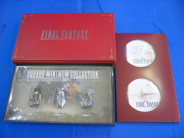 [Jeux limited playstation 1] final fantasy 600x4510
