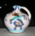 Tintagel pottery Cornwall Tintag15