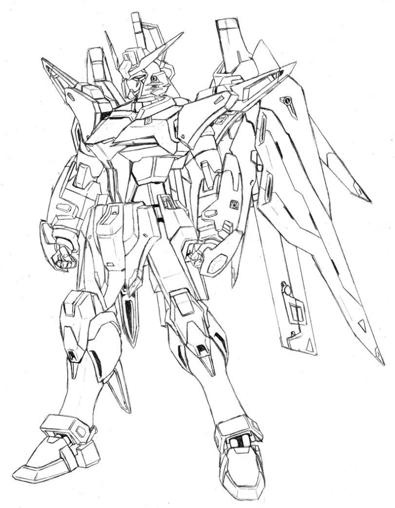 Gundam Design For Ben!! Destin11