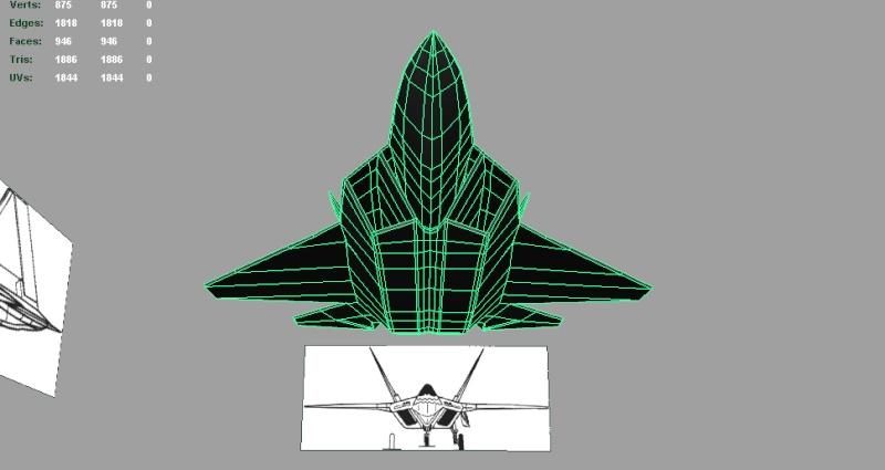 [W.I.P.] F22 Raptor Screen12
