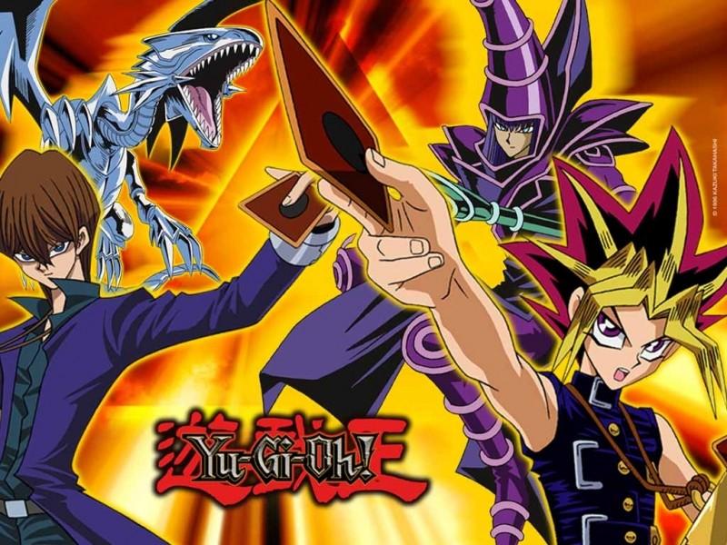 Yu-Gi-Oh! Duelista Revolution
