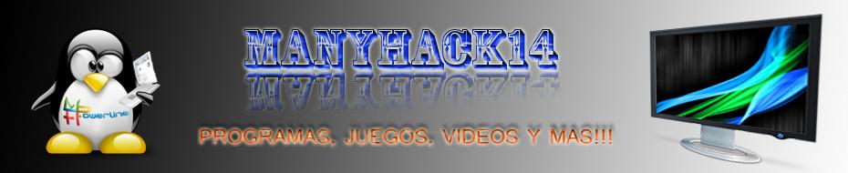 ManyHack 14 Software, Juegos y demas.