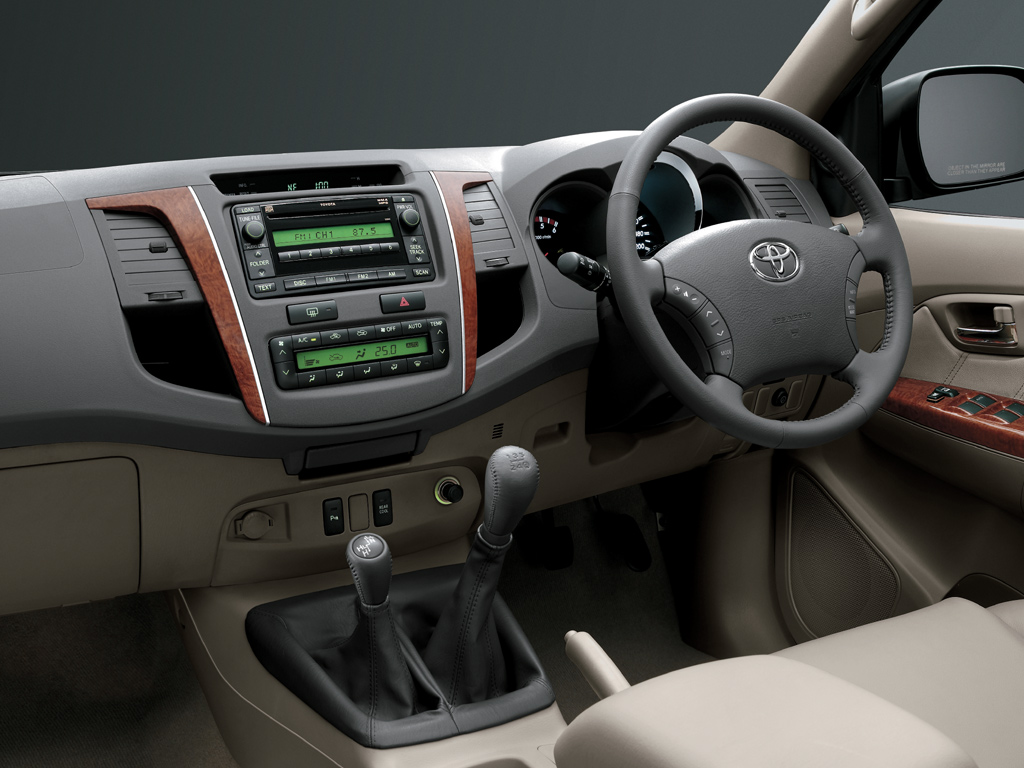 Toyota Fortuner launching on 24th August Toyota10