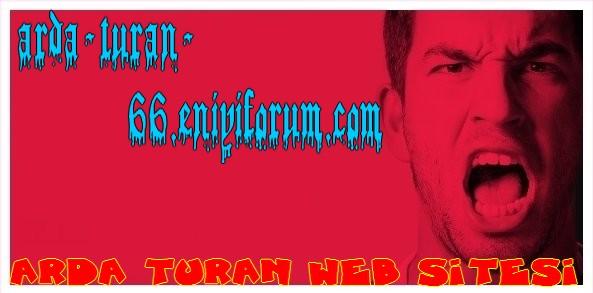 Arda Turan Web Sitesi