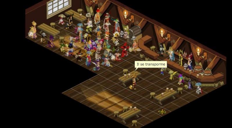 [event] Retour et Anniversaire du Clan du Soleil 0710