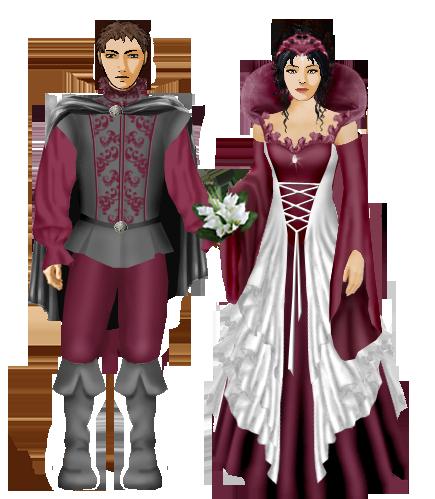 Mariage de Paillard et Tiamarys (22 octobre 1457) Entrae11